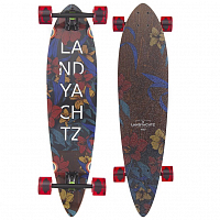 Landyachtz MAPLE CHIEF FLORAL COMPLETE one size