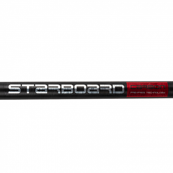 Весло STARBOARD BOLT CARBON/CARBON 3 PCS ADJUSTABLE S35 SS17 от Starboard в интернет магазине www.traektoria.ru - 5 фото