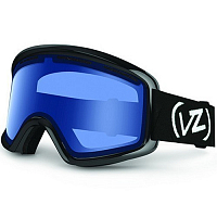 VonZipper BEEFY Black GLOSS / Nightstalker Blue