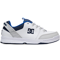 DC SYNTAX M SHOE white/grey/blue