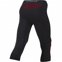 X-Bionic XB MAN ENERGIZER MK2 UW PANTS MEDIUM BLACK/RED