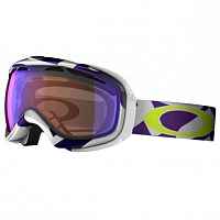 Oakley Elevate FACTORY SLANT PURPLE W/BLUE IRID