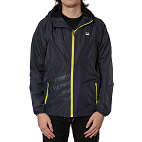 Billabong SLICE WINDBREAKER BLACK