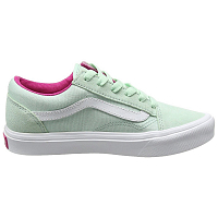 Vans OLD SKOOL LITE (Pop) bay/true white