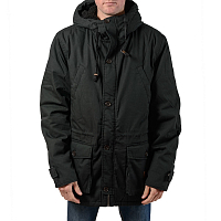 Billabong STAFFORD PARKA BLACK