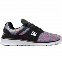 DC HEATHROW SE J SHOE Black Multi