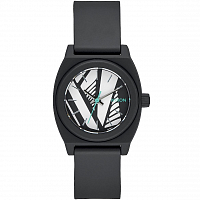 Nixon Small Time Teller P BLACK/BLEACH