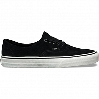 Vans AUTHENTIC DECON (Pig Suede) black/blanc de blanc