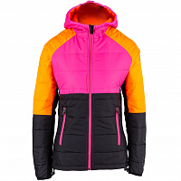 Majesty ASGAARD II JACKET LADY orange/pink