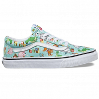 Vans OLD SKOOL (Toy Story) Andy's Toys/blue tint