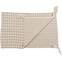 Coal THE MARGOT SCARF BEIGE
