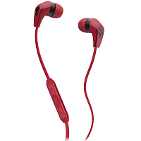 Skullcandy 50/50 w/Mic3 RED