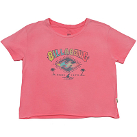 Billabong Crop TEE CORAL SHINE