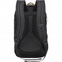 Nixon RANGE BACKPACK BLACK/YELLOW