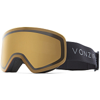 VonZipper Encore BLACK SATIN / YELLOW