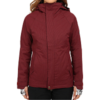 686 WM AUTHNTIC SMARTY CATWALK JKT WINE PINCORD