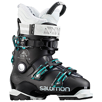Salomon QST ACCESS 70 W BLACK/ANTHRACITE TRANSLUCE/AQUA BLU