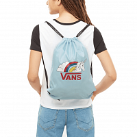 Vans BENCHED BAG O.G. LIGHT BLUE-RAINICORN