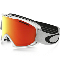 Oakley O2 XM MATTE WHITE/FIRE IRIDIUM