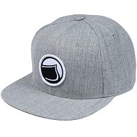 Liquid Force DROP SNAPBACK HEATHER GREY