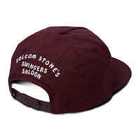 Volcom SWINGERS SALOON CAP RAISIN