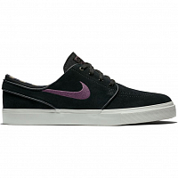 Nike ZOOM STEFAN JANOSKI BLACK/PRO PURPLE-RIDGEROCK-LIGHT BONE