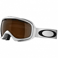 Oakley Elevate POLISHED WHITE W/BLACK IRID.