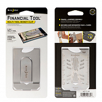 Nite Ize FINANCIALTOOL MONEY CLIP ASSORTED