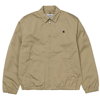 Carhartt WIP MADISON JACKET LEATHER / NAVY (RINSED)