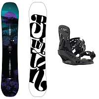 Burton W ALL-MOUNTAIN HALF PACKAGE 0
