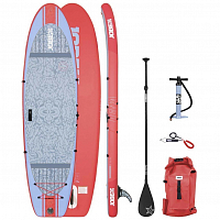 Jobe AERO LENA SUP BOARD 10.6 PACK WMN ASSORTED