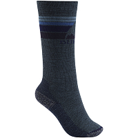 Burton BOYS EMBLEM SK MOOD INDIGO HEATHER