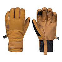 Quiksilver SQUAD GLOVE M GLOV golden brown