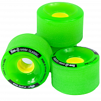 Bustin FIVE-0 CLASSIC WHEELS GREEN
