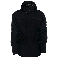 Saga FATIGUE JACKET BLACK