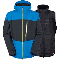 686 GLCR GORE-TEX SMRTY WEAPON JKT COBALT CLRBLK