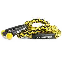 Liquid Force SURF HANDLE COILED ROPE ASSORTED