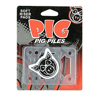 Pig PILES SOFT RISERS/SHOCK CLEAR