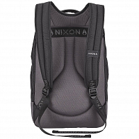 Nixon DEL MAR BACKPACK BLACK/DARK GRAY