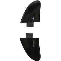 Liquid Force SIXER OUTSIDE FRONT FIN PR ASSORTED