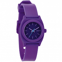 Nixon Small Time Teller P PURPLE