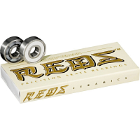 Bones REDS CERAMIC 8mm 8 Packs ASSORTED