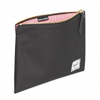 Herschel NETWORK LARGE (UPDATE) BLACK1