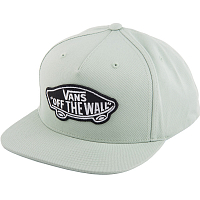 Vans MN CLASSIC PATCH SNAPBACK SPLIT GREEN