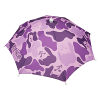 RIPNDIP REAL SHADEY UMBRELLA HAT PURPLE CAMO