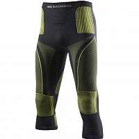 X-Bionic XB MAN ACC_EVO UW PANTS MEDIUM CHARCOAL/YELLOW