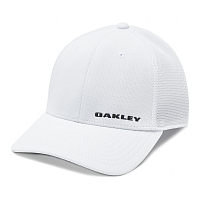 Oakley SILICON BARK TRUCKER 4.0 White