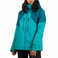 The North Face W POWDER GUIDE JKT VS BL/HARBO (WCE)