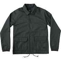 RVCA WRENCHMAN II CHARCOAL HEATHE