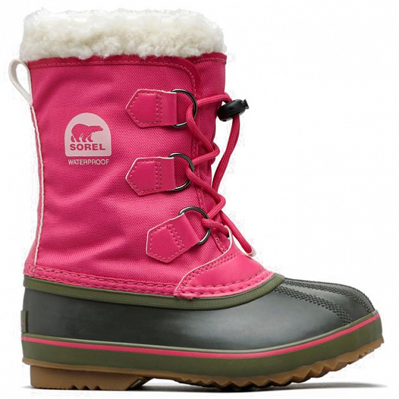 Ботинки SOREL CHILDRENS YOOT PAC NYLON FW от SOREL в интернет магазине www.traektoria.ru - 1 фото